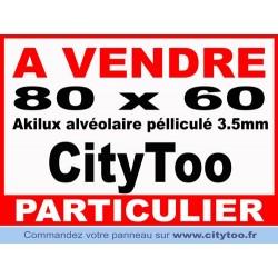 Panneau cityToo 80x60