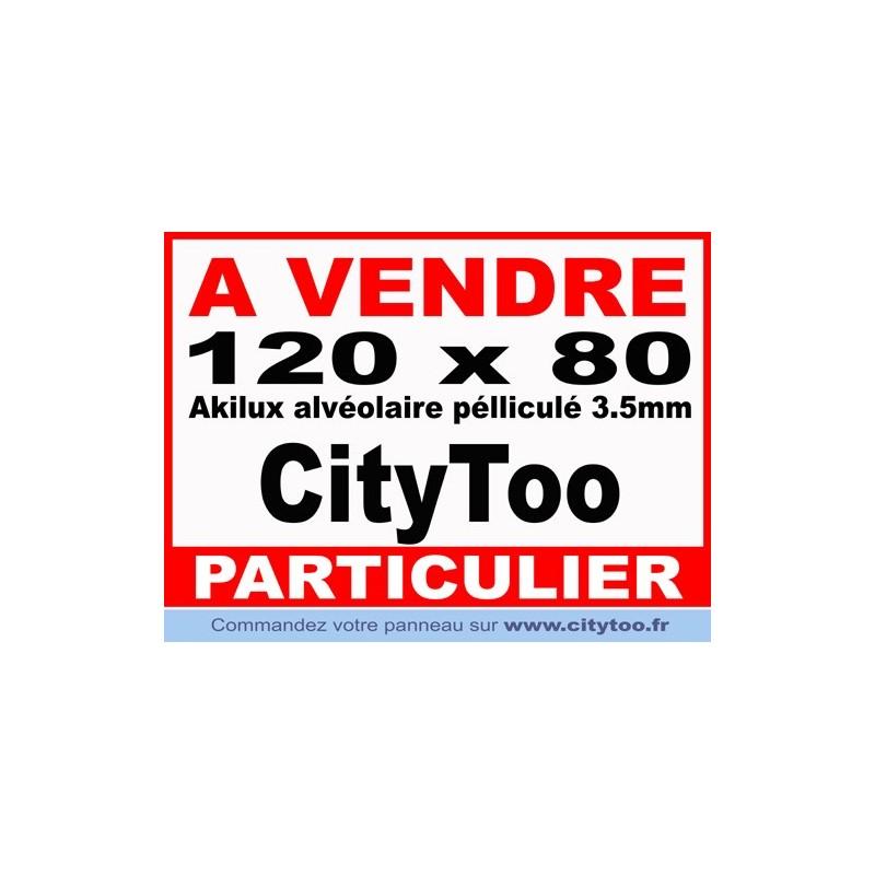 Panneau CityToo 120x80cm